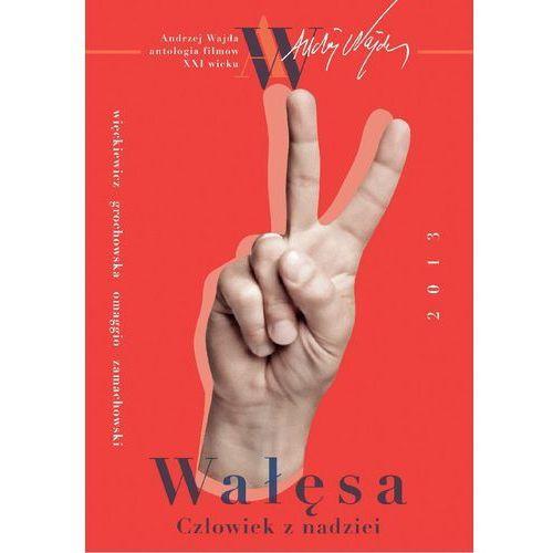 Wałęsa. człowiek z nadziei - kolekcja andrzej wajda: antologia filmów xxi wieku marki Galapagos