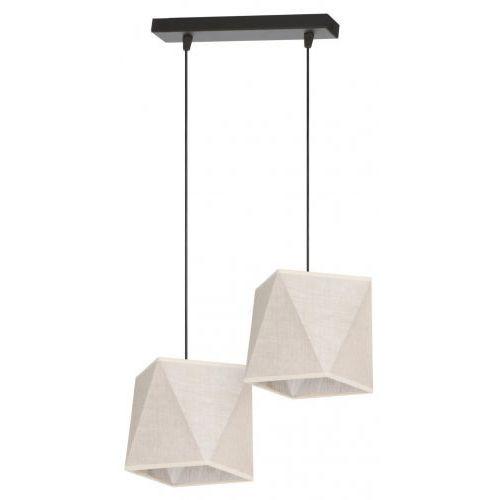 Lampa wisząca gaja len 2 marki Lampex