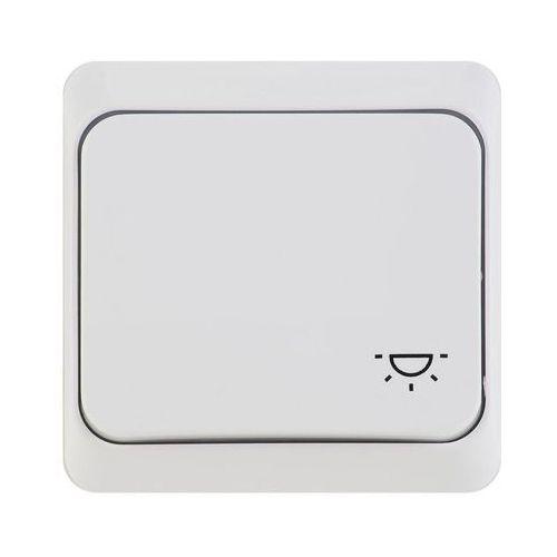 Schneider electric Przycisk świało beżowy prima wde001113 (5904093552734)