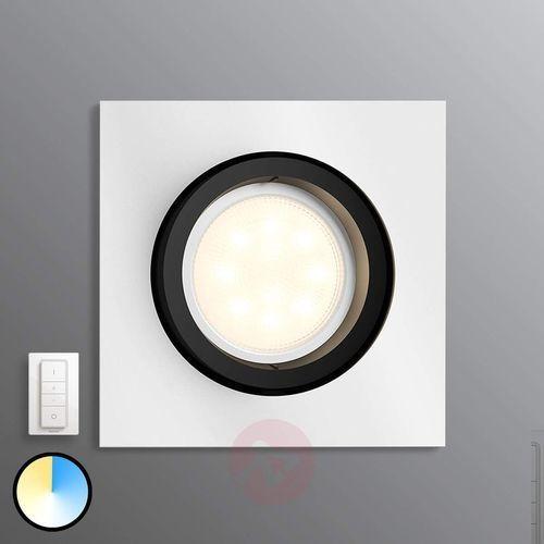 hue white amb. milliskin, spot wpuszczany marki Philips