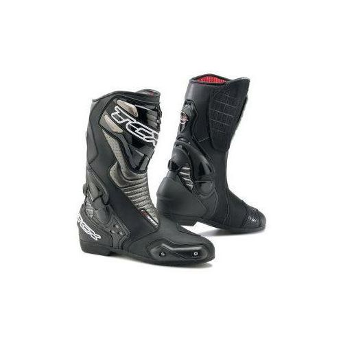 TCX BUTY S-SPEED WATERPROOF BLACK/GRAPHITE, kolor czarny