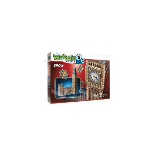 Tactic Puzzle 3d big ben 890 elementów wrebbit