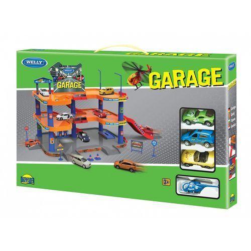 WELLY Garaż - dwa piętra 00874 DROMADER (130-00874)