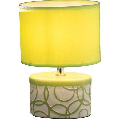 Globo DUKONO Lampa stołowa Zielony, 1-punktowy - Wesoły, śmieszny - Obszar wewnętrzny - DUKONO - Czas dostawy: od 6-10 dni roboczych, 21606