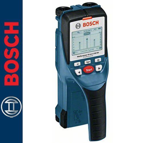 Wykrywacz instalacji Bosch D-TECT 150 SV - NOWOŚĆ z kategorii Wykrywacze kabli i przewodów