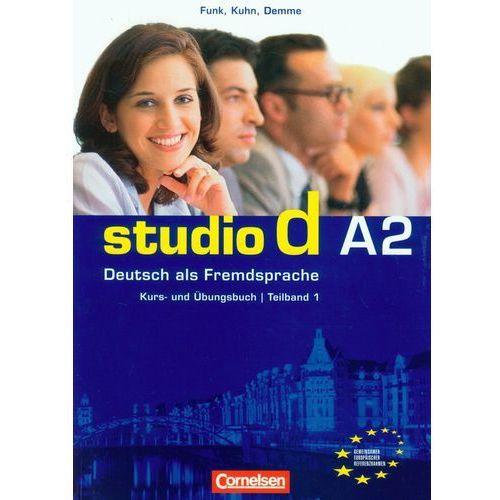 Studio d A2 Teilband 1 KB/AB (140 str.)