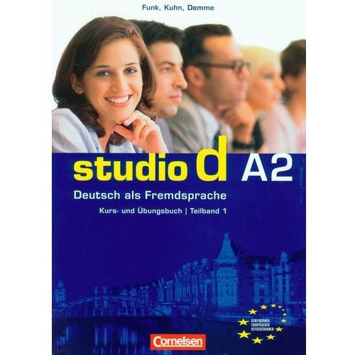 Studio d A2 Teilband 1 KB/AB (2013)