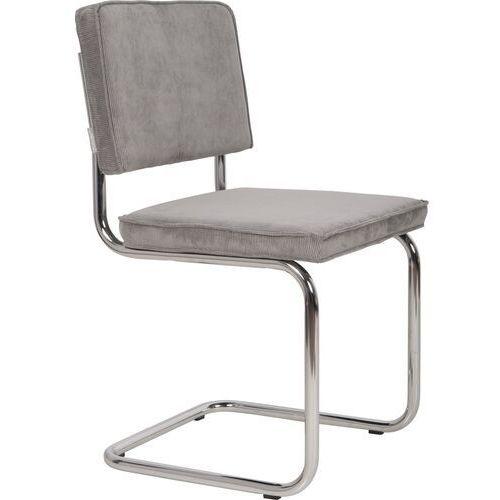 krzesło ridge rib szare 32a 1100076 marki Zuiver