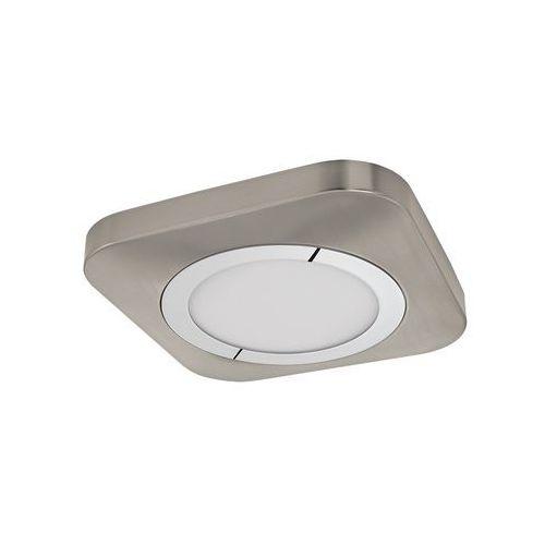 Plafon Eglo Puyo 96395 lampa oprawa sufitowa 1x16,5W LED biały/nikiel