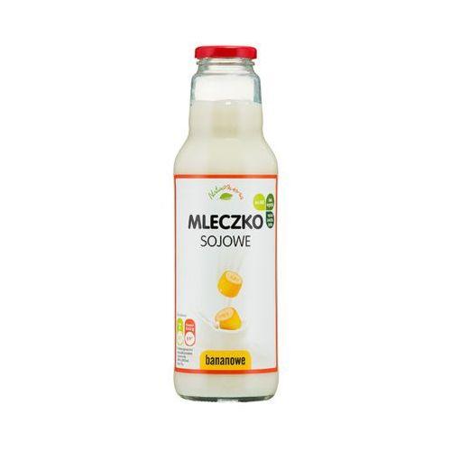 750ml mleczko sojowe bananowe marki Naturavena