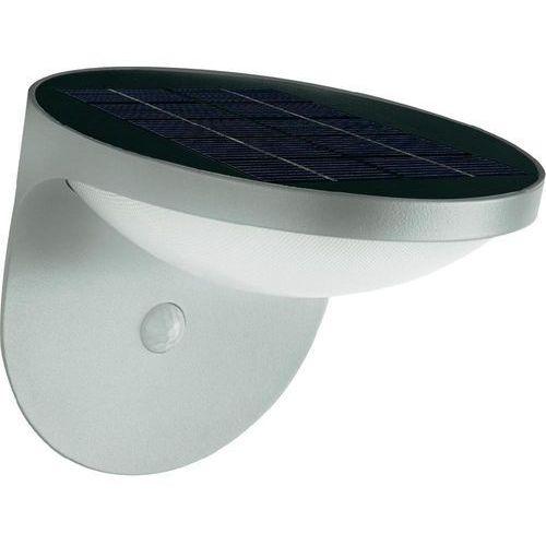 Lampa ścienna zewnętrzna zasilana solarnie Philips 17808/87/16, 1x1.5 W, LED wbudowany na stałe, 100 lm, IP44 (8718291489443)