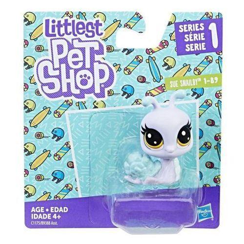 Littlest Pet Shop, Figurki podstawowe, Snail - Hasbro (5010993367207)