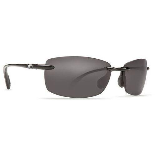 Okulary Słoneczne Costa Del Mar Tuna Alley Readers Polarized BA 11 OGP, kolor żółty