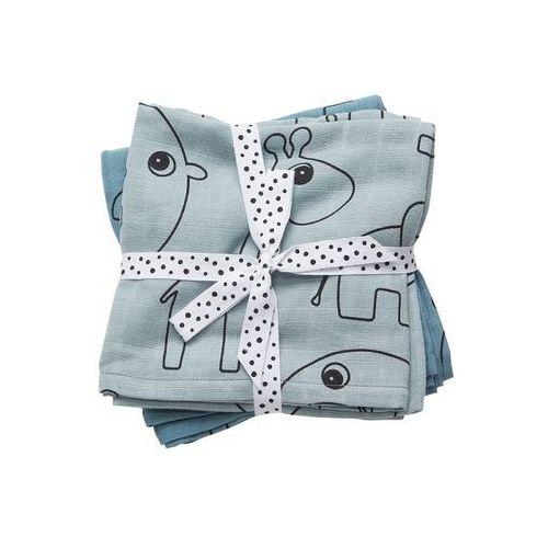 contour otulacz 2 szt blue wyprodukowany przez Done by deer