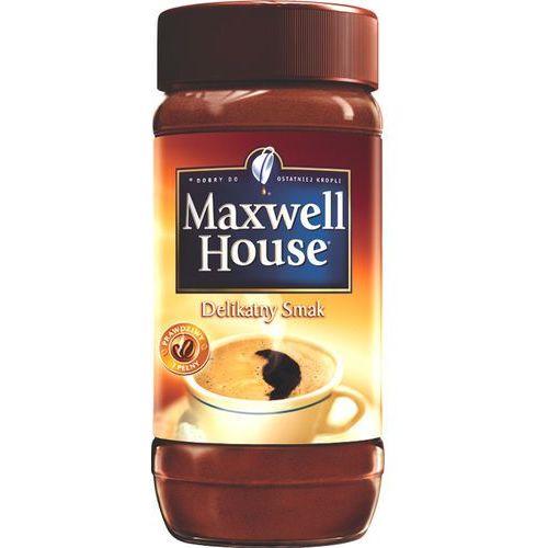 Kraft Kawa rozpuszczalna maxwell house sproszkowana 100 g