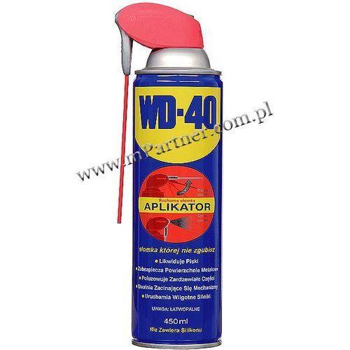 WD-40 odrdzewiacz wielofunkcyjny spray 450ML z kategorii Pozostałe kosmetyki samochodowe