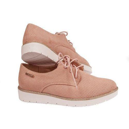 Buty damskie sznurowane trzewiki marki Vices