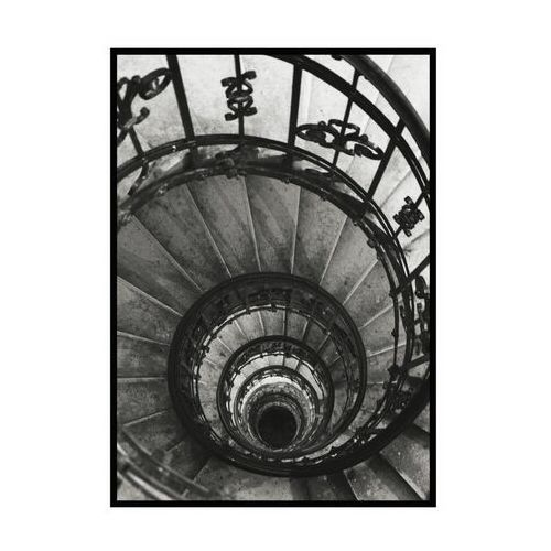 Knor Obraz schody okrągłe 70 x 100 cm (5901554536111)