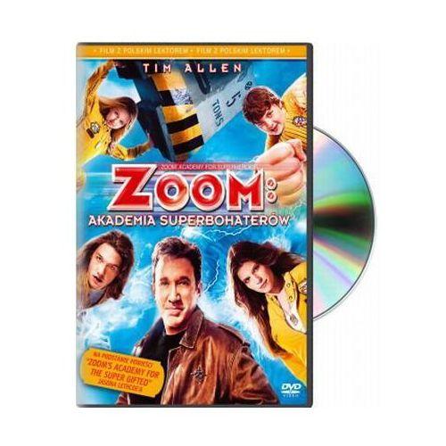Zoom: Akademia Super Bohaterów (DVD) - Peter Hewitt, kup u jednego z partnerów
