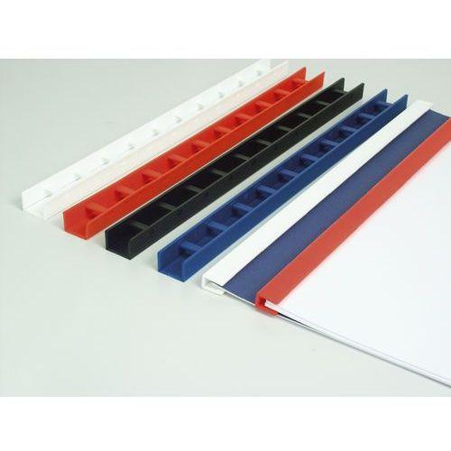 Argo s.a Listwy zatrzaskowe greenbindery 5 mm