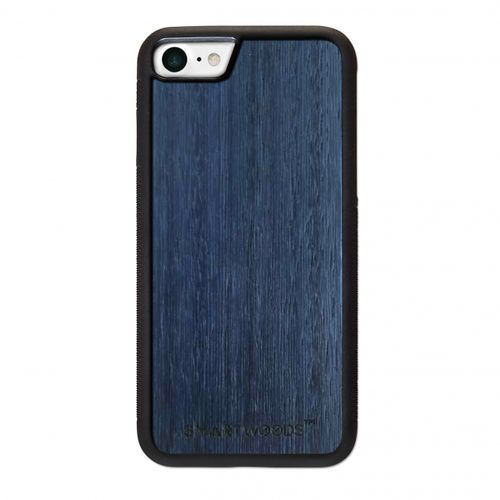 Smart woods Etui smartwoods – blue sky active iphone 8