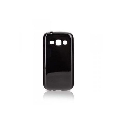 Pokrowiec XQISIT FlexCase for Samsung Galaxy Ace 3 Czarny, kolor czarny
