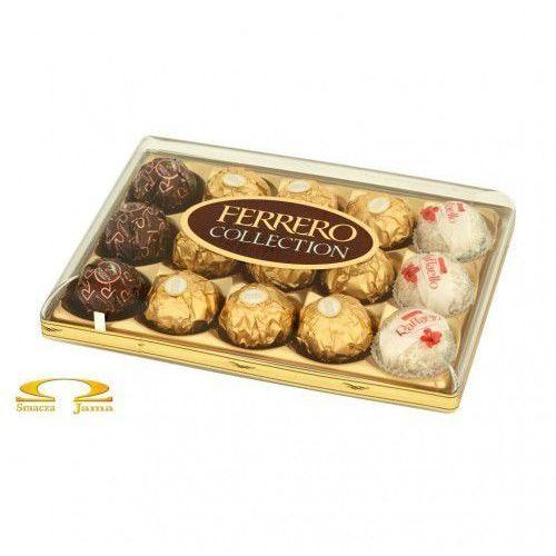 Bombonierka rocher collection 172g marki Ferrero