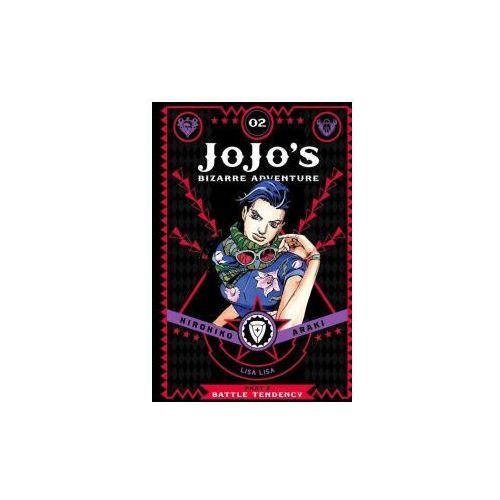 Jojo's Bizarre Adventure Part 2:2