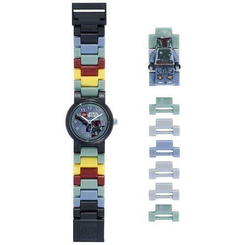 8020448 zegarek star wars boba fett minifigurka marki Lego