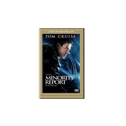 Raport mniejszości (DVD) - Steven Spielberg (5903570145247)