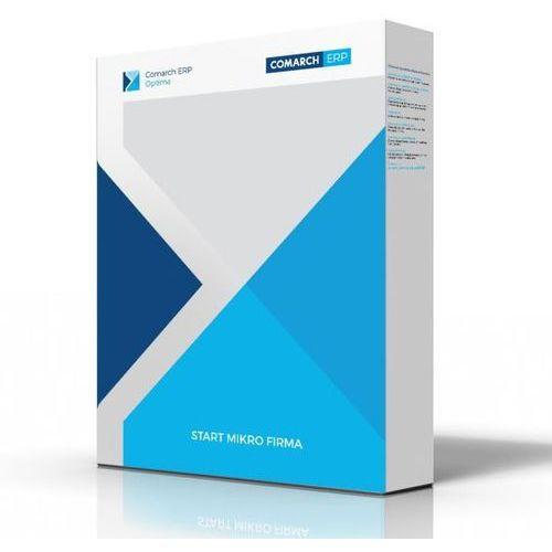Comarch s.a. Comarch erp optima pakiet start mikrofirma - gratis instalacja programu