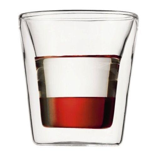 Bodum - Canteen - Zestaw 2 szklanek 0,10 l.