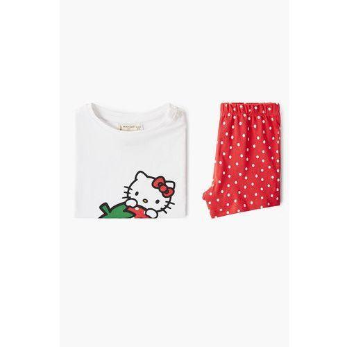 Mango kids - piżama dziecięca frukitty 80-104 cm