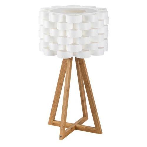 4345 andy lampa stołowa niska drewniana marki Rabalux