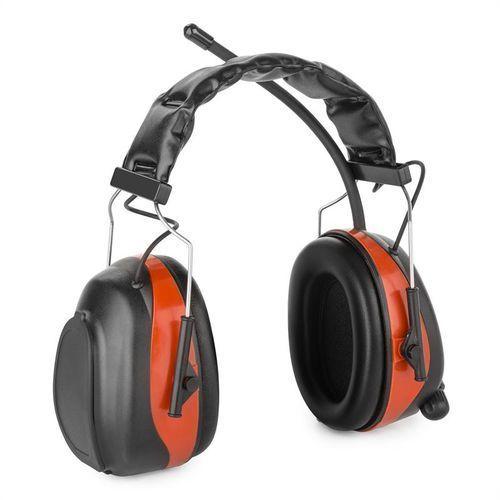 auna Jackhammer 2.0 słuchawki ochronne przeciwhałasowe radio UKF SNR 28 dB AUX- Zamów ten produkt do 21.12.16 do 12:00 godziny i skorzystaj z dostawą do 24.12.2016
