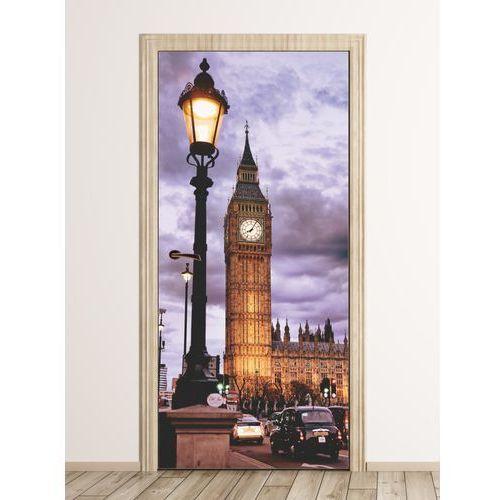 Fototapeta na drzwi Big Ben FP 6124