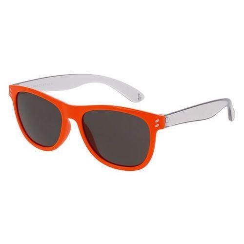 Okulary Słoneczne Stella McCartney SK0005S Kids 006, kolor żółty