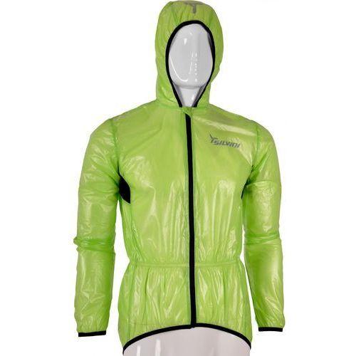 płaszcz przeciwdeszczowy savio cj490k lime 122-128 marki Silvini