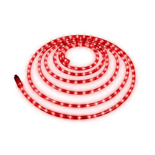 Jumi Wąż świetlny zewnętrzny 216 led 6 m czerwony (5900410369924)