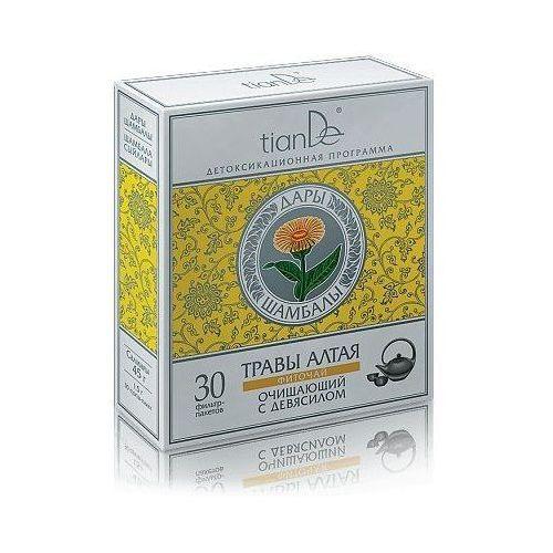 Ziołowa herbata oczyszczająca z omanem 30 saszetek 123920 marki Tiande