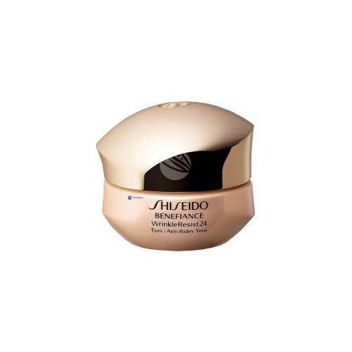 benefiance wrinkle resist 24 intensive eye contour cream (w) krem pod oczy 15ml marki Shiseido