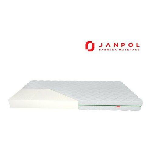 Janpol roma – materac lateksowy, piankowy, rozmiar - 180x190, pokrowiec - lino wyprzedaż, wysyłka gratis, 603-671-572
