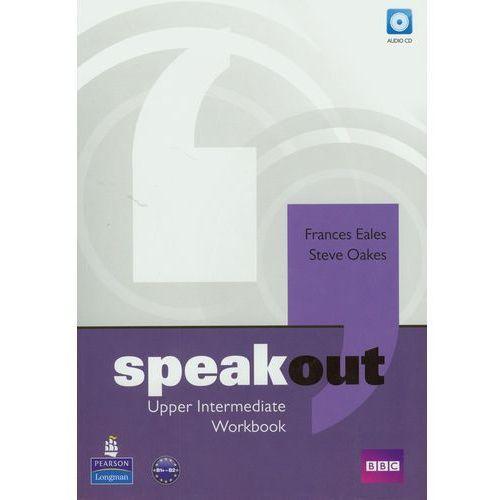 Speakout Upper Intermediate Workbook Z Płytą Cd (opr. miękka)