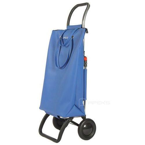 Rolser superbag wózek na zakupy / składany / sup001 azul / niebieski - niebieski