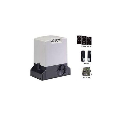 1. Automat FAAC 740 do bramy przesuwnej do 500kg 3 piloty 868Mhz, DELTA 2