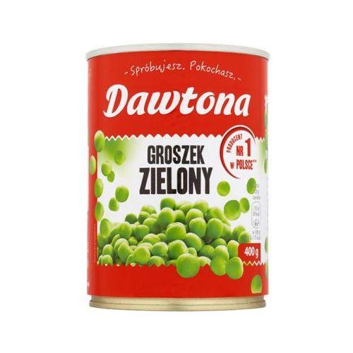 400g groszek zielony marki Dawtona