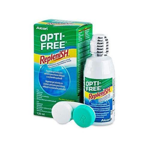 Alcon Płyn opti-free replenish 120 ml (0300650356954)