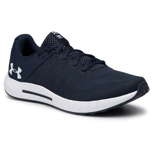 Buty UNDER ARMOUR - Ua Micro G Pursuit 3000011-402 Nvy
