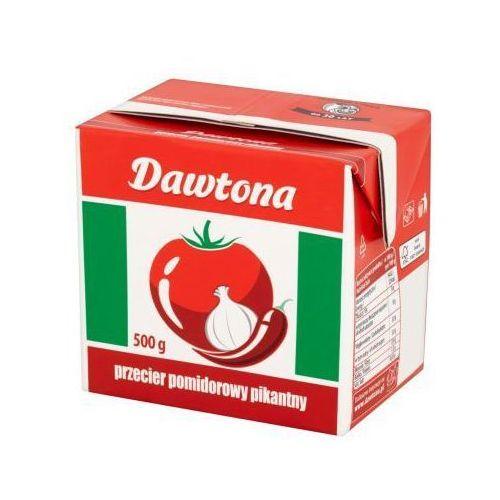 Przecier pomidorowy pikantny 500 g  marki Dawtona