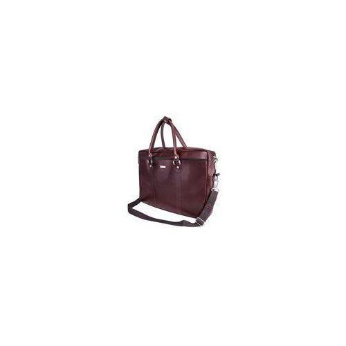 Solier Skórzana torba na ramię laptopa  sl03 kilbridge